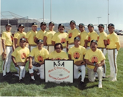 Arizona Softball Foundation Men S Teams